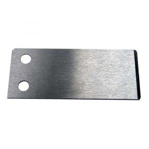 Beringer® Compatible 3.28 x 1.375 x 0.033 Inch Pelletizer Knife - D2, 100/Box