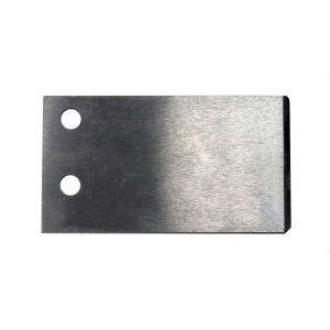 Beringer® Compatible 3.281 x 1.813 x 0.033 Inch Pelletizer Knife - D2, 100/Box