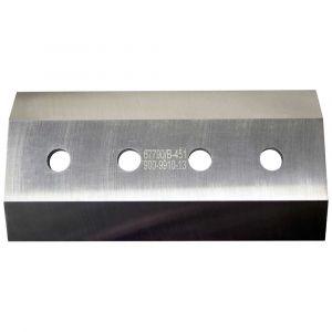 Vermeer® Model BC1000 Compatible Brush Chipper Knife