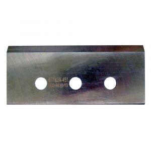 Vermeer® Model 1220 Compatible Brush Chipper Knife