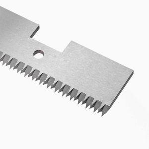 """Multivac® Zig-Zag Tooth Knife 15.9"""" x 1.57"""" x .155"""" - 79.912.7128.00"""