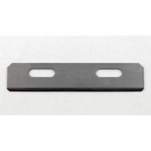 2-Hole Ceramic-Coated Stainless Steel Injector Blade, 25/Box