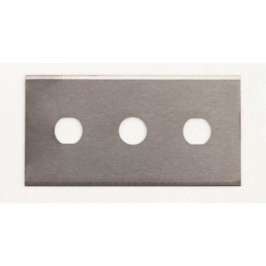".012"" Tungsten Carbide Three Hole Slitter Blade - 5/Pack, 5/Pack"