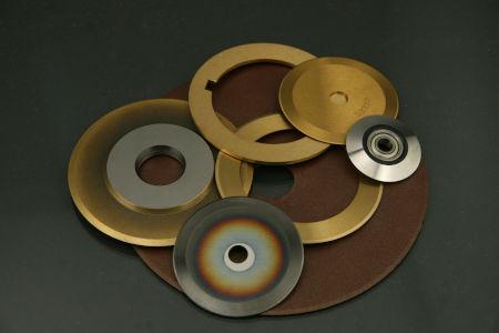 Razor blade materials and coatings